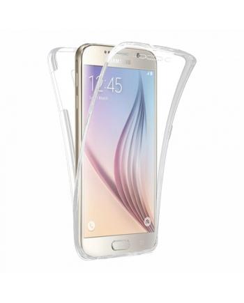 Husa din silicon 360 Samsung Galaxy S6 - EuroCELL