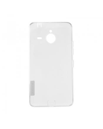 Husa din silicon Microsoft Lumia 640 XL - Nillkin