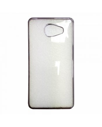 Husa din silicon Samsung Galaxy A5 2016 - Electroplating