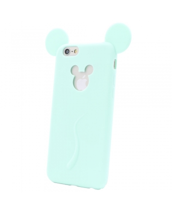 Husa din silicon iPhone 4/4S - 3D Matte