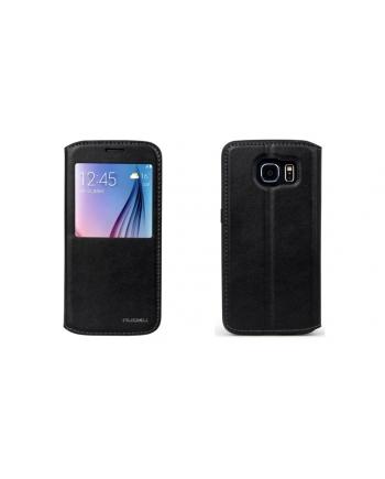 Husa flip Samsung Galaxy S6 Edge - Nuoku