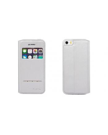 Husa flip s-view iPhone 5/5S - Nuoku Defence