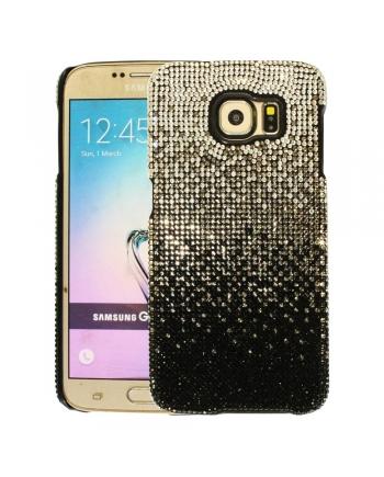 Husa spate Samsung Galaxy S6 Edge - Bling World