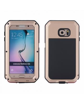 Husa metalica pentru Galaxy S6 - Lunatik Extreme Protection
