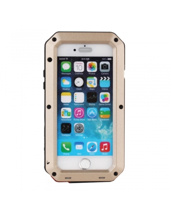Husa metalica pentru iPhone 6 Plus - Lunatik Extreme Protection
