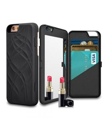 Husa spate cu oglinda pentru iPhone 7 Plus - Charisma